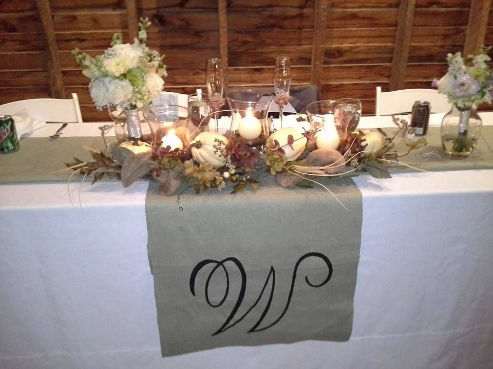 Bride and grooms table ideas corrie pinterest