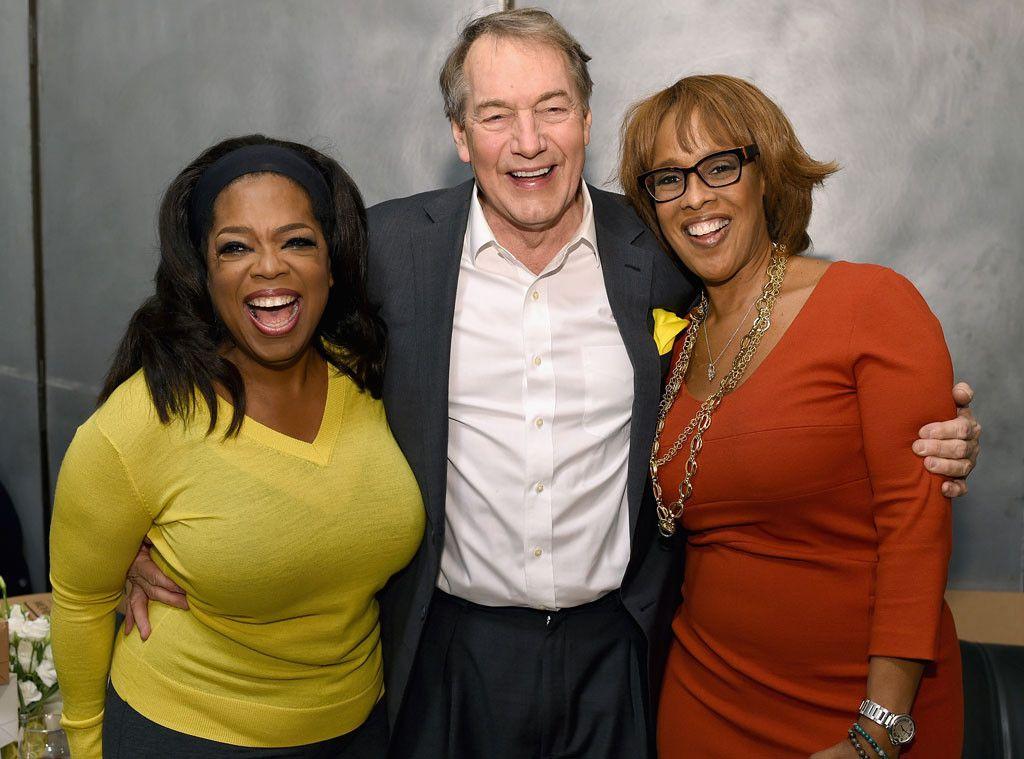 Image result for oprah winfrey, gayle king