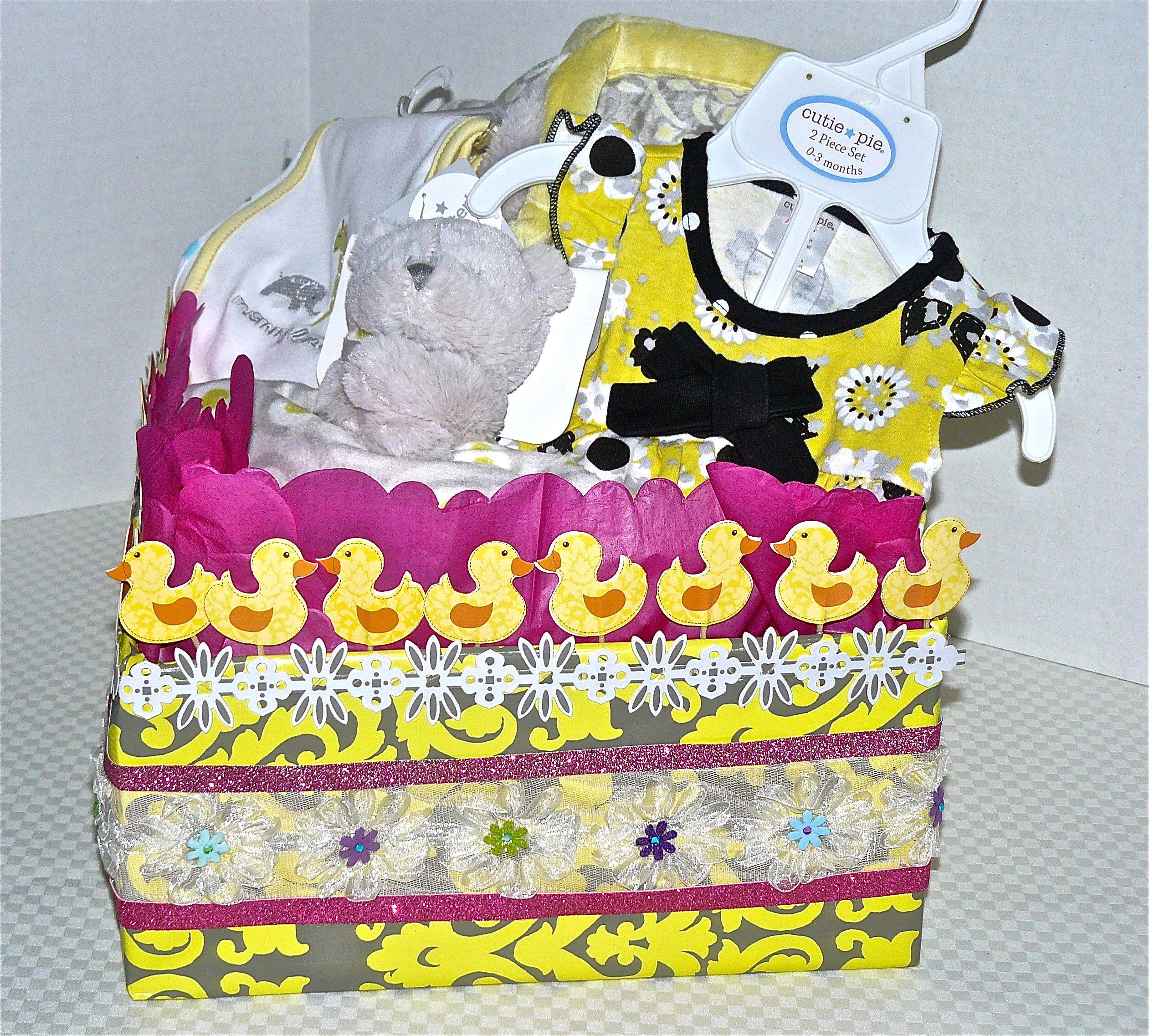 baby shower gift gift wrap pinterest