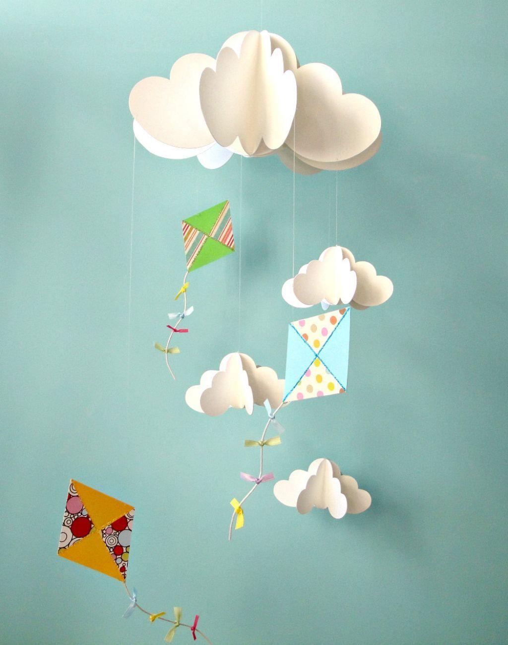 «Подвесные поделки из бумаги» карточка пользователя 45