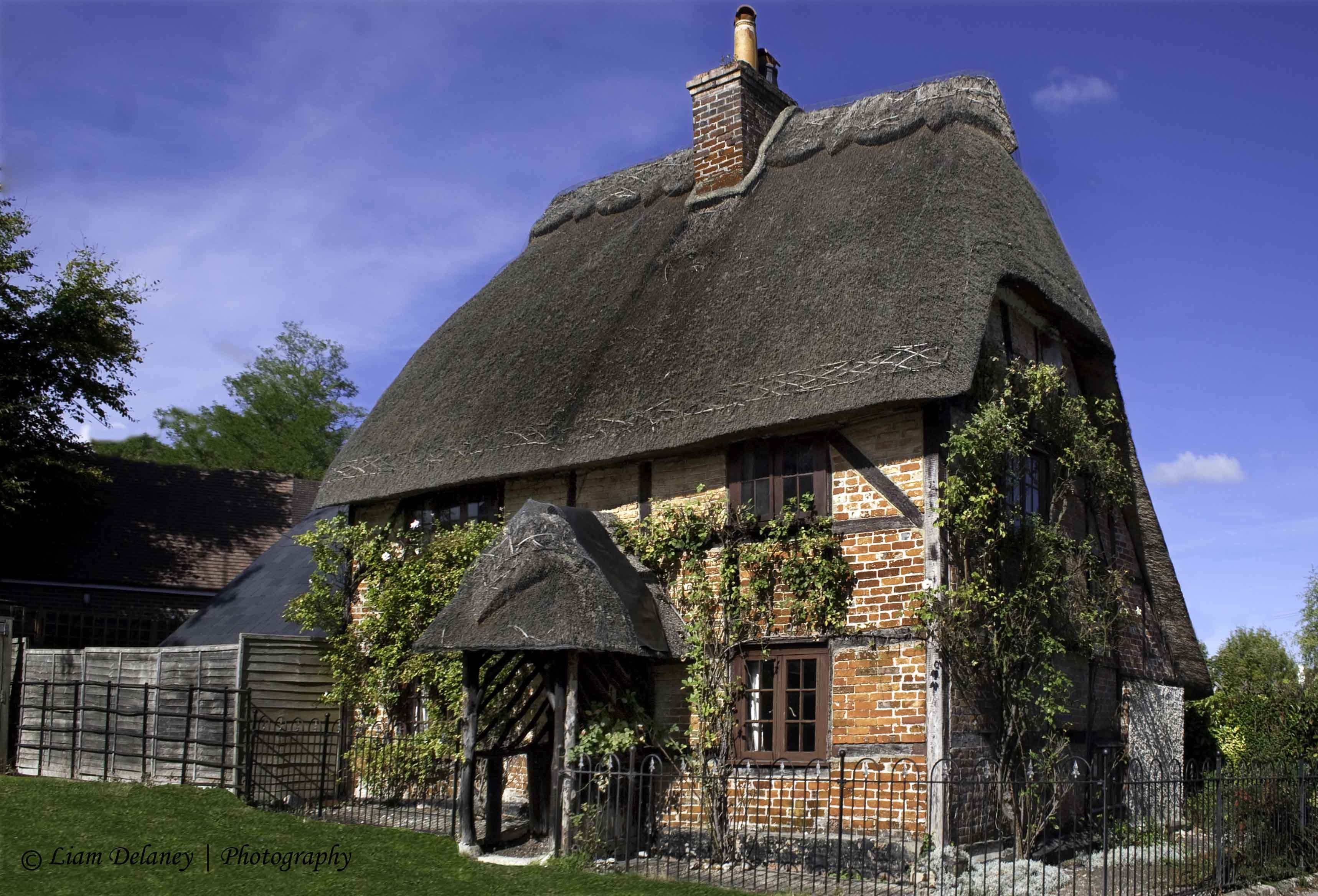 Cute Cottage In New Forest England Places Pinterest