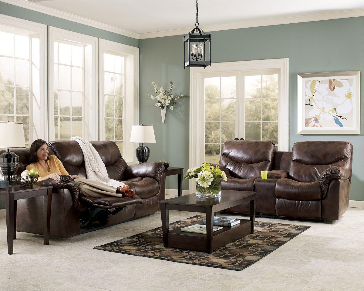 Ashley Furniture Frontier Canyon Sofa