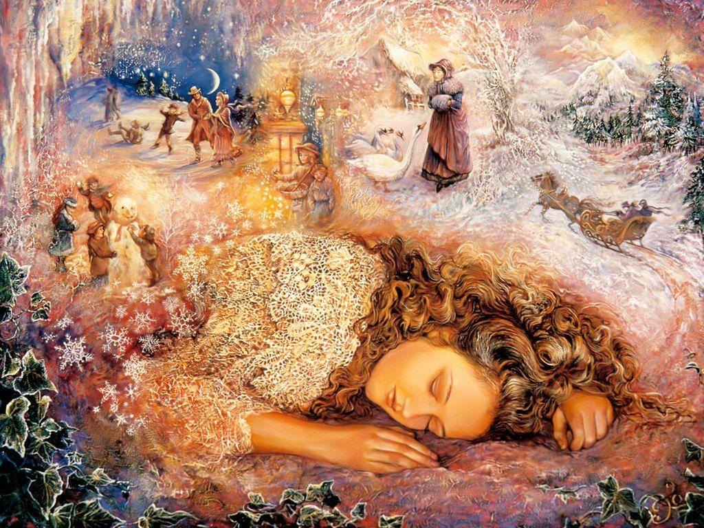 Josephine Wall Fantasy art painting | ♥ JOSEPHINE WALL ...