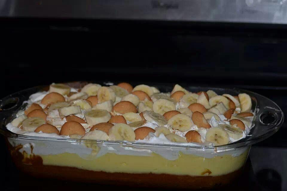 Image Result For Banana Pudding Cake Recipe