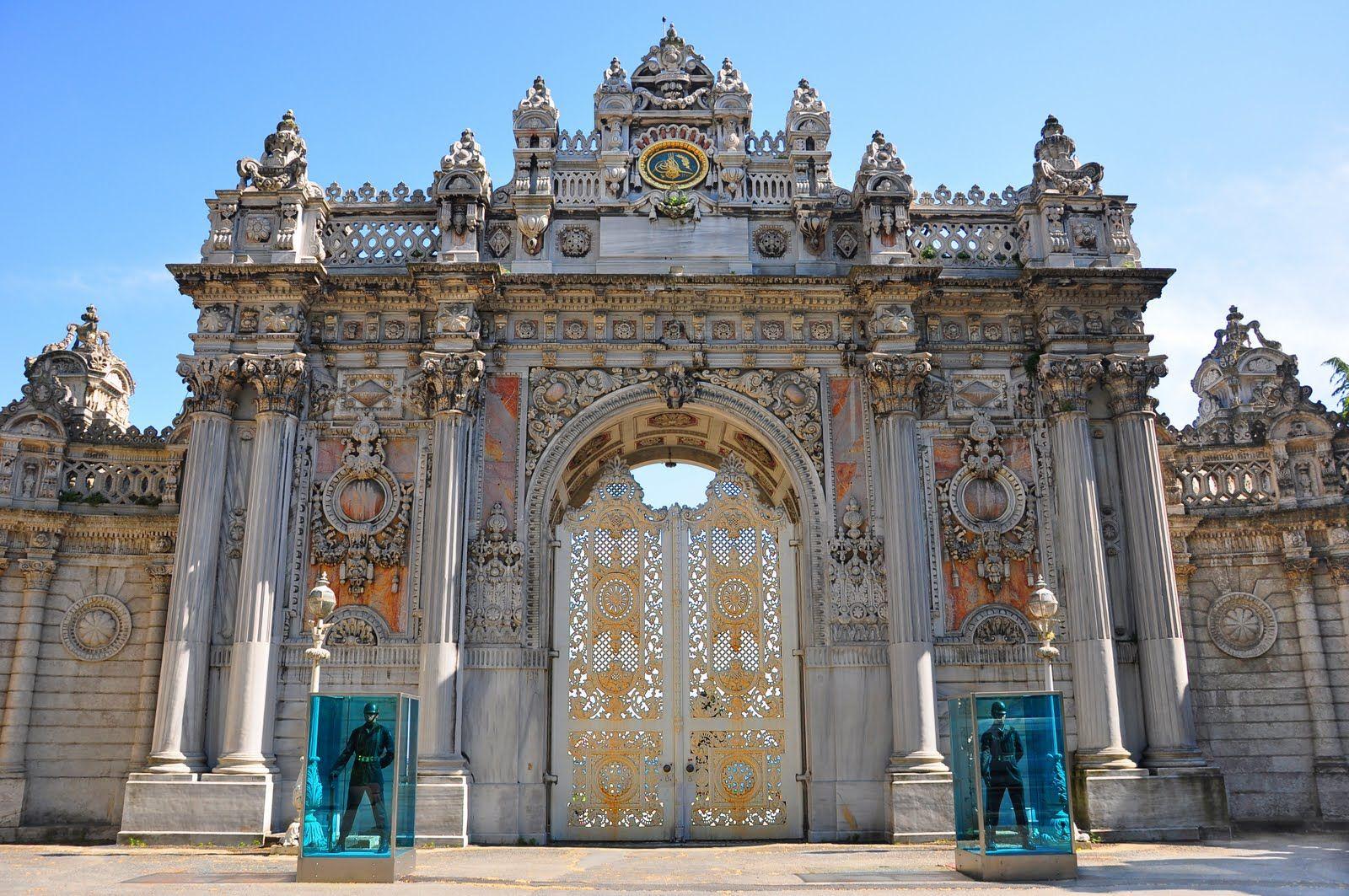 Dolmabahçe Palace  Istanbul /Turkey  Pinterest