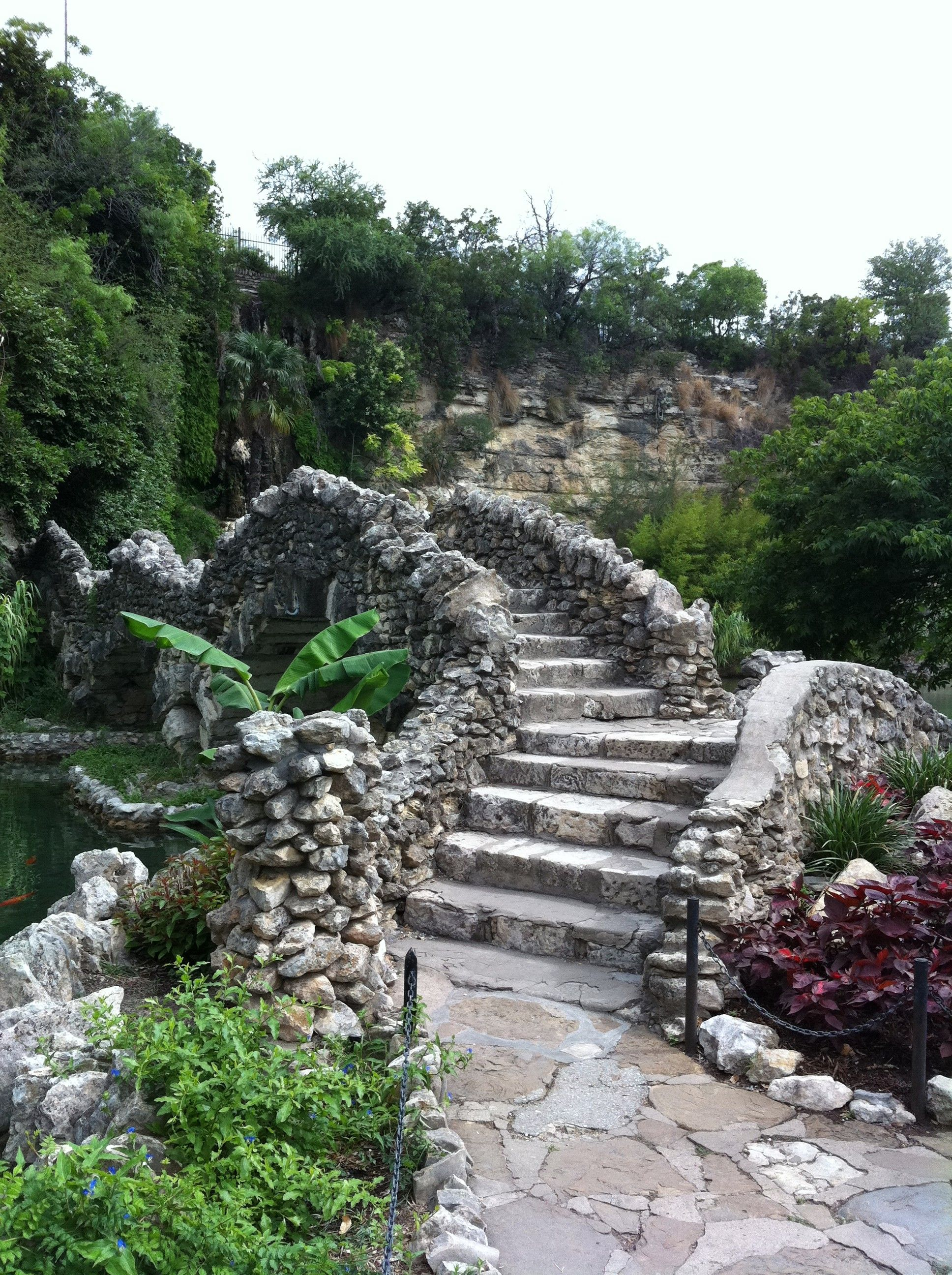 Japanese Tea Garden San Antonio Tx Texas Pinterest