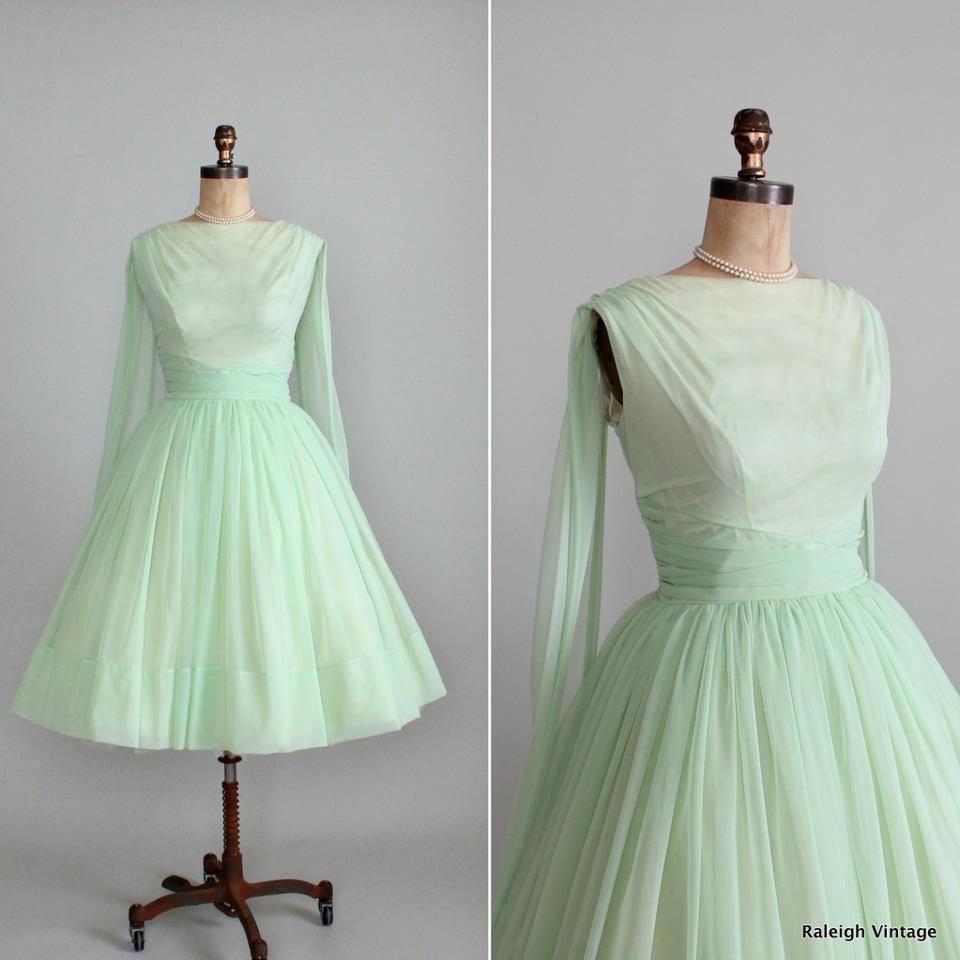 Fifties Prom Dresses