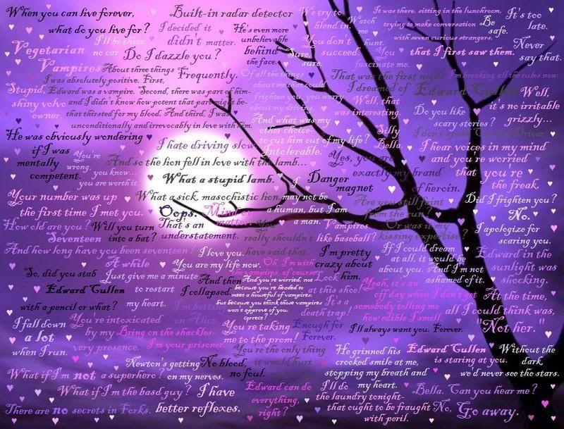 purple quotes quotesgram