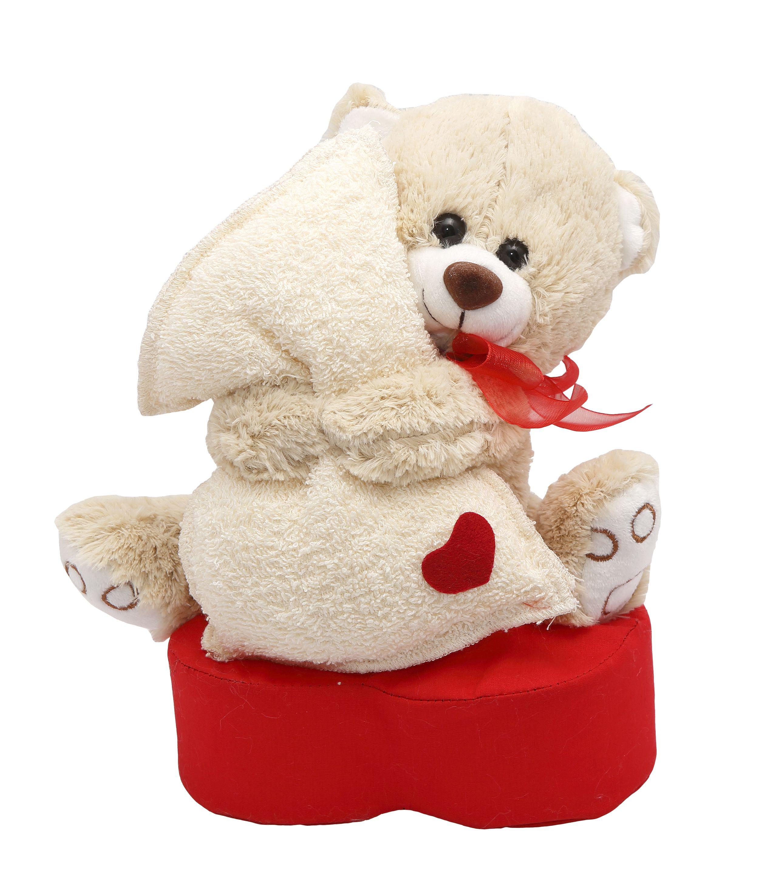 valentine day teddy bear
