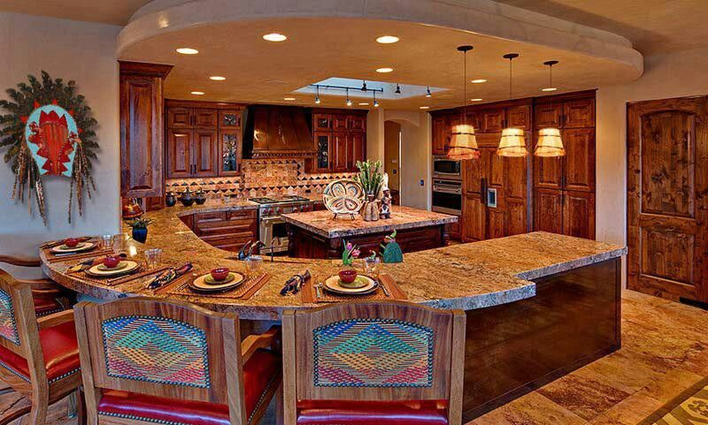 Southwest Kitchen Design Home Design Ideas Simple Southwest Kitchen Design