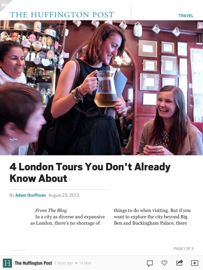 historvius fantastic trips from london
