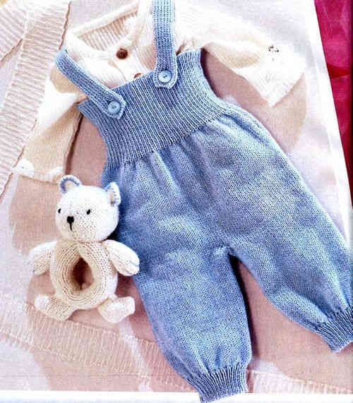 Вязание малышам от 0 до 18 месяцев 683