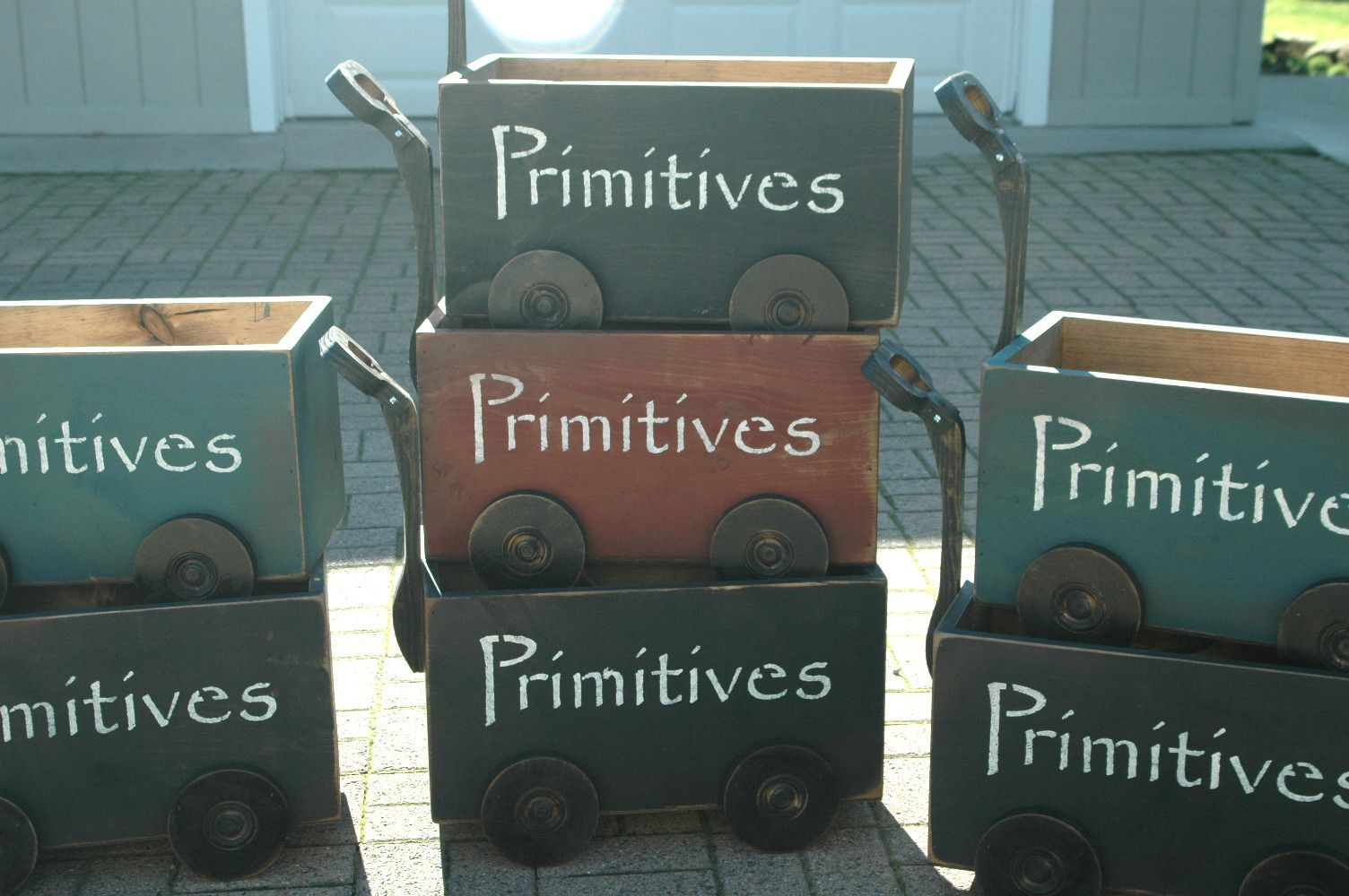 Primitive Country Wood Crafts On Pinterest