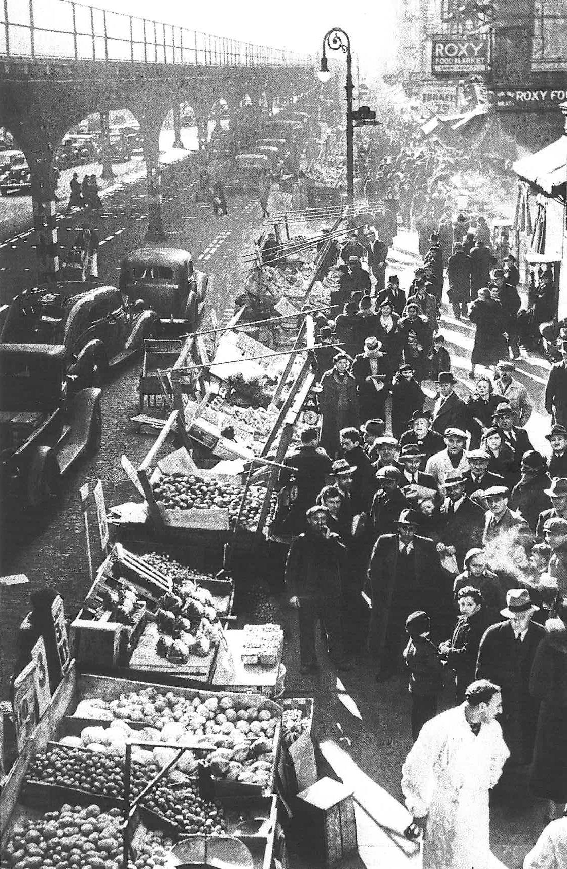Hell 39 S Kitchen Market 1937 History Pinterest