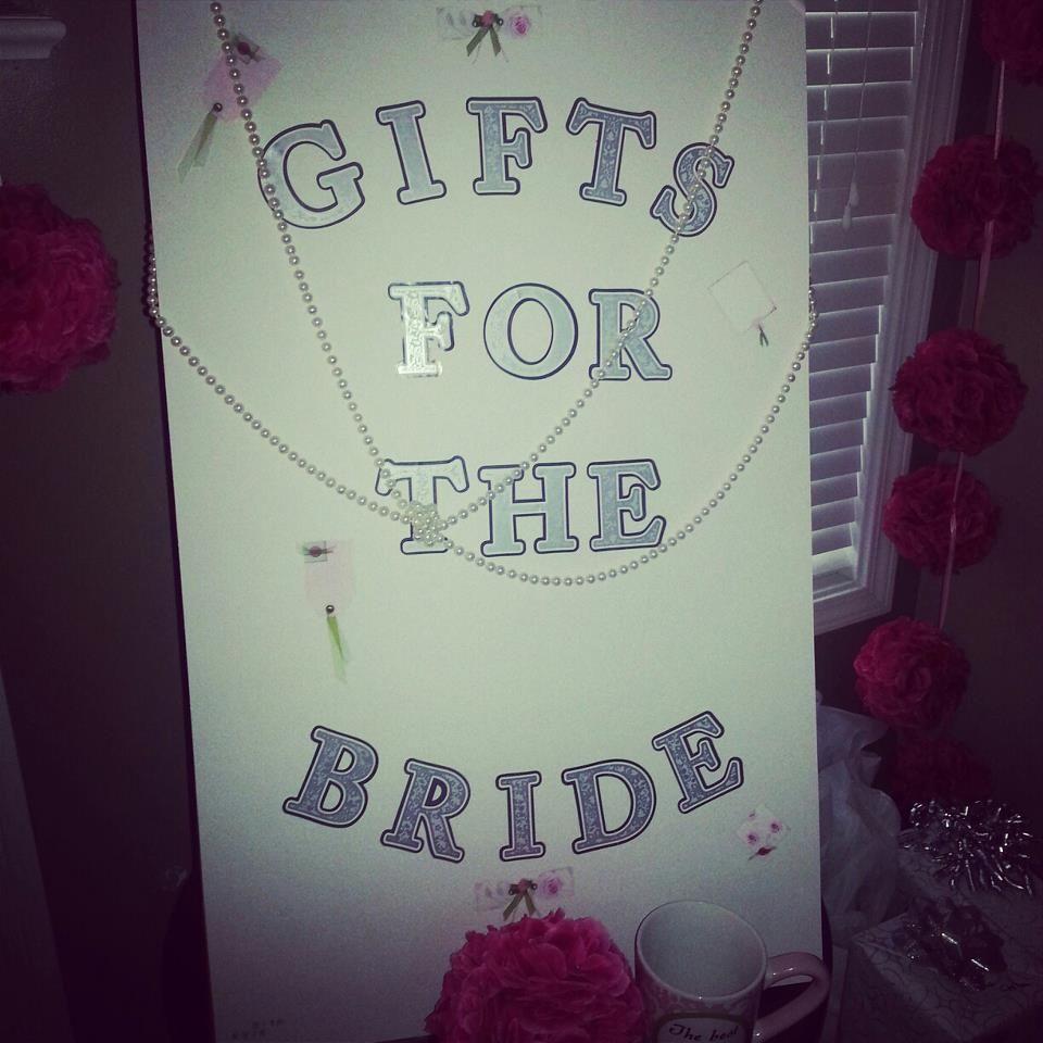 Pinterest Crafts For Bridal Showers