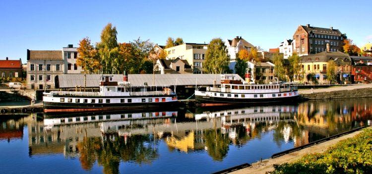Canal Telemark viaje Noruega