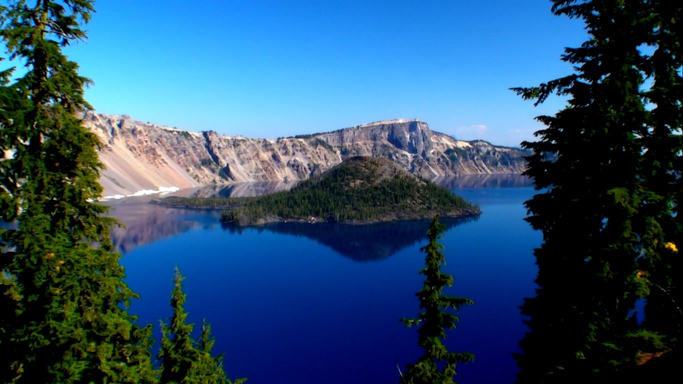 Pin by Screensaver.tv on Crater Lake on Screensaver.tv ...