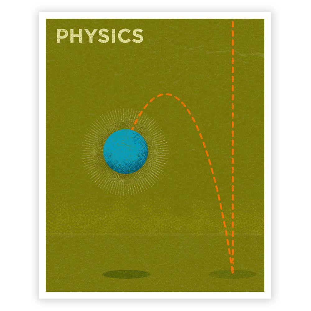 Physics custom writng