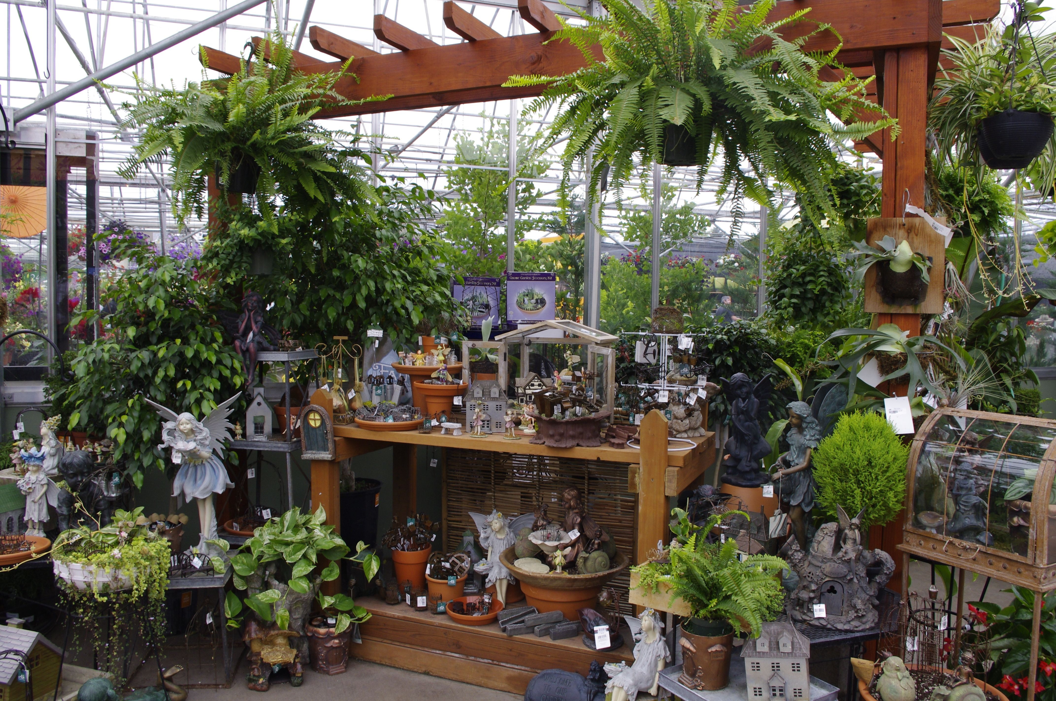 Al 39 S Garden Center Woodburn Oregon Fairy Gardens