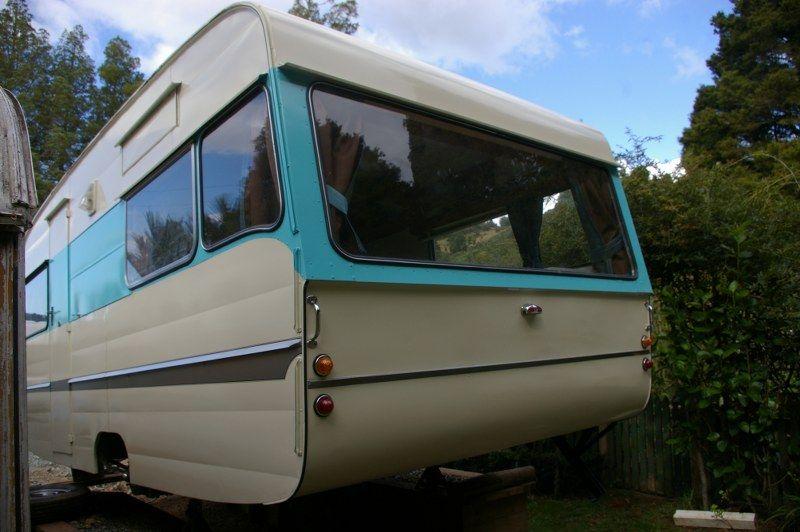 Brilliant Vintage Corner Retro Caravans Northland Ltd