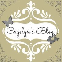 Cryslyn's Blog