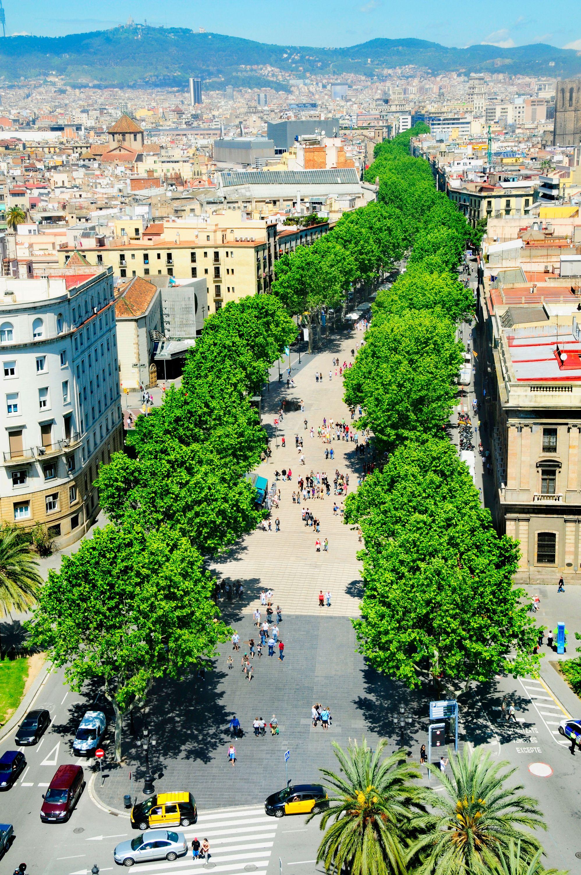 La rambla barcelona places i want to visit pinterest - La botigueta barcelona ...