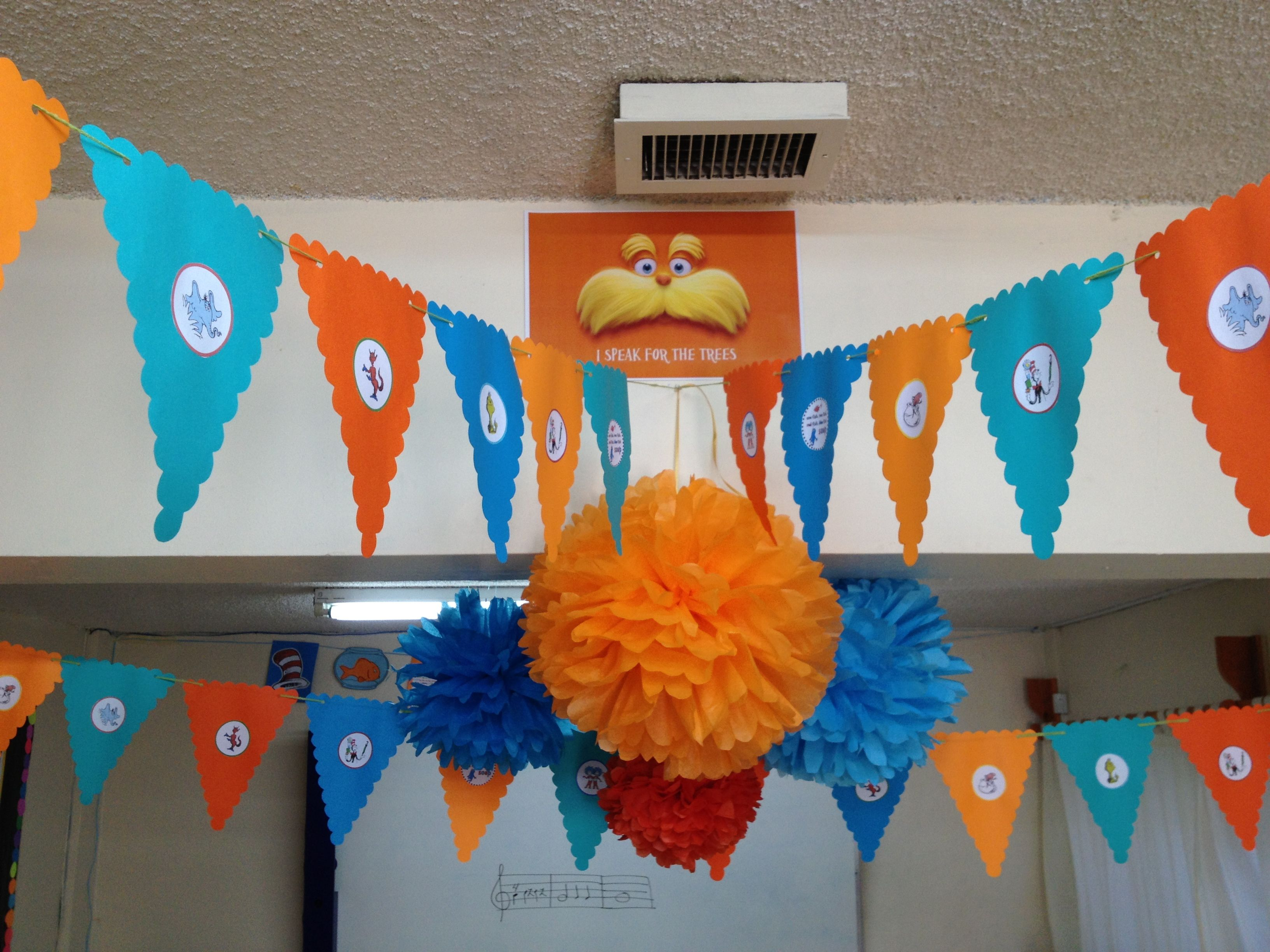 Classroom Decorations Dr Seuss ~ Share