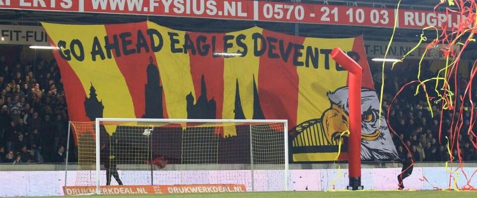 Go Ahead Eagles Deventer | Equipos Rojiamarillos (Fútbol) / Redyellow ...