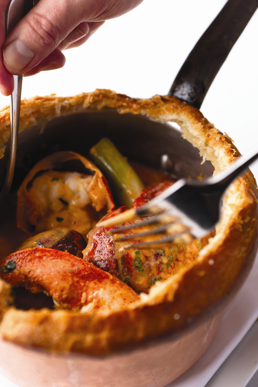 Our famous Lobster Pot Pie | Seafood | Pinterest