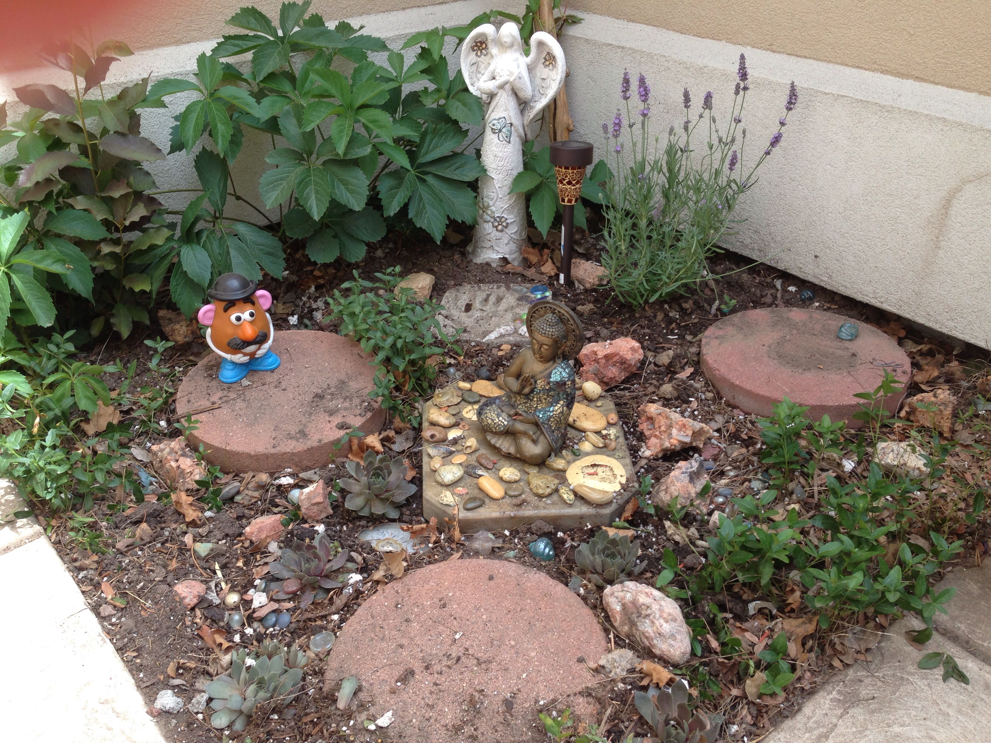 Meditation garden garden ideas pinterest - Meditation garden design ideas ...