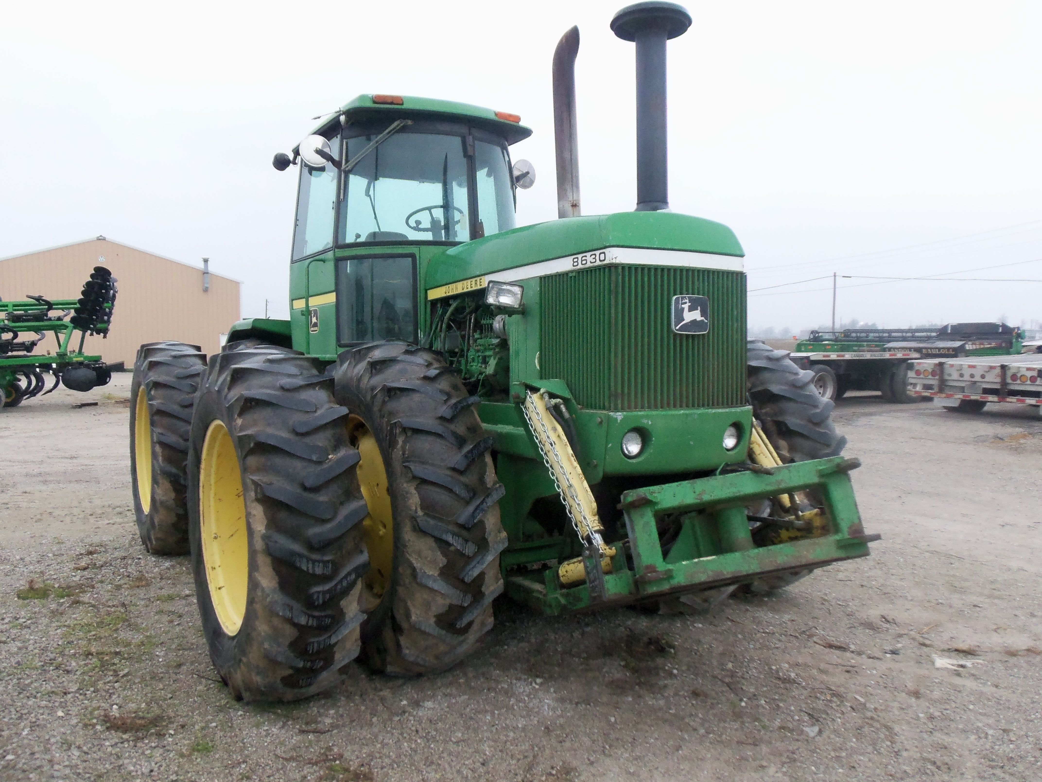 Either a 8430 or a 8630 | John Deere equipment | P