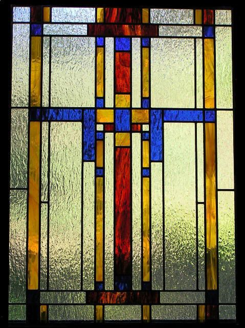 Frank Lloyd Wright Stained Glass Pinterest