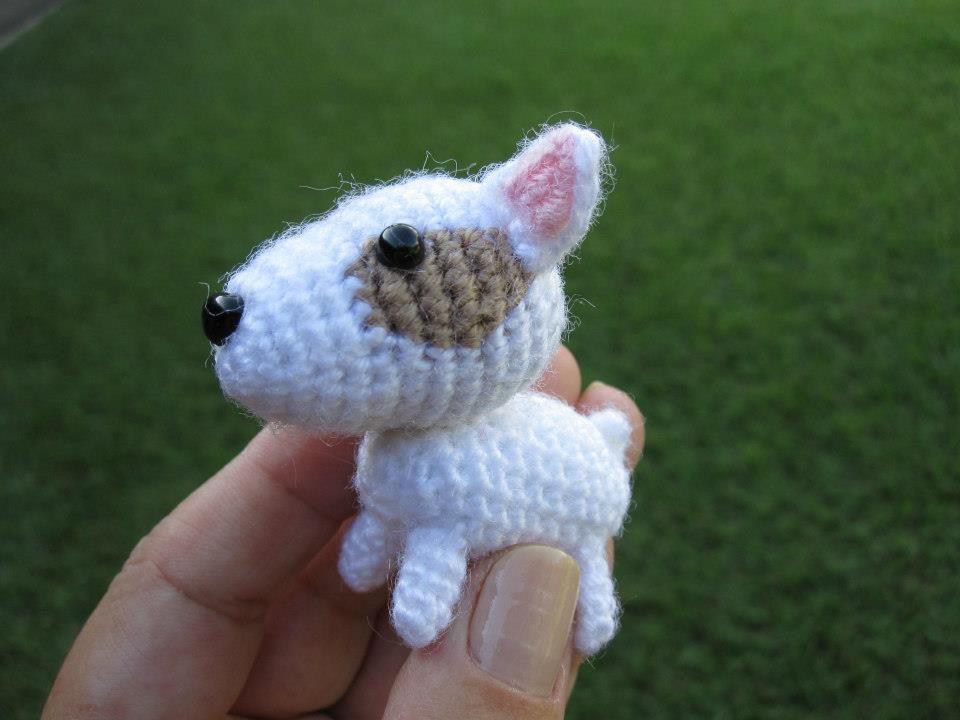 Crochet Dog : Crochet dog crochet amigurumi Pinterest