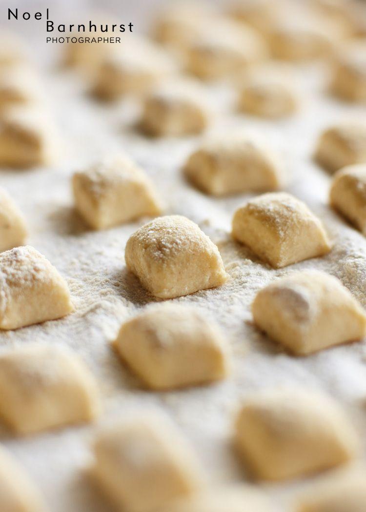 Homemade Gnocchi! | Italian recipes | Pinterest