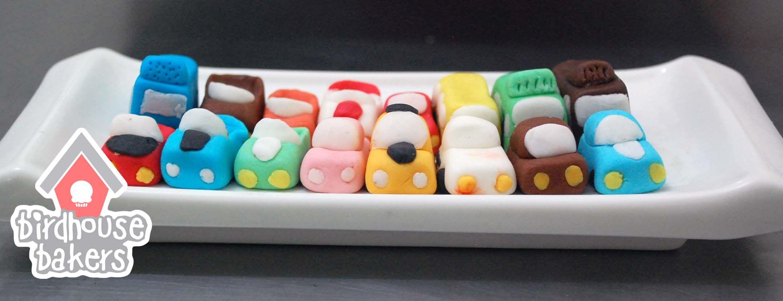 Rainbow Cake Mini