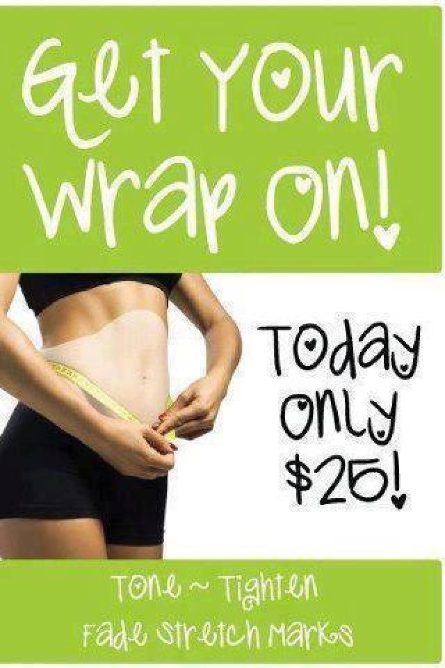 how to sell it works body wraps