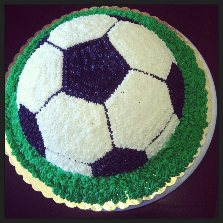 Images Of Soccer Ball Cake : Soccer ball cake My cakes Pinterest