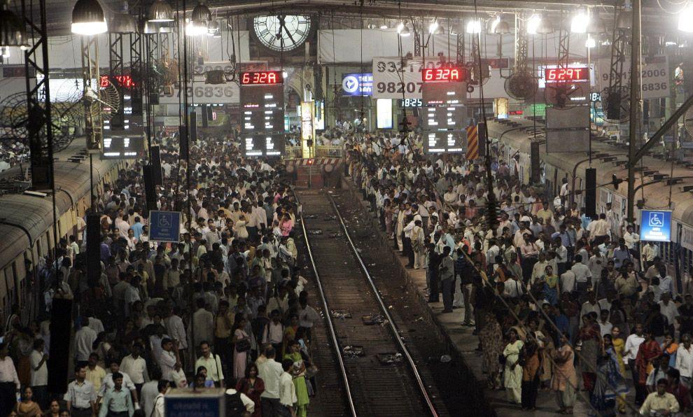 チャトラパティ・シヴァージー・ターミナス駅の画像 p1_36