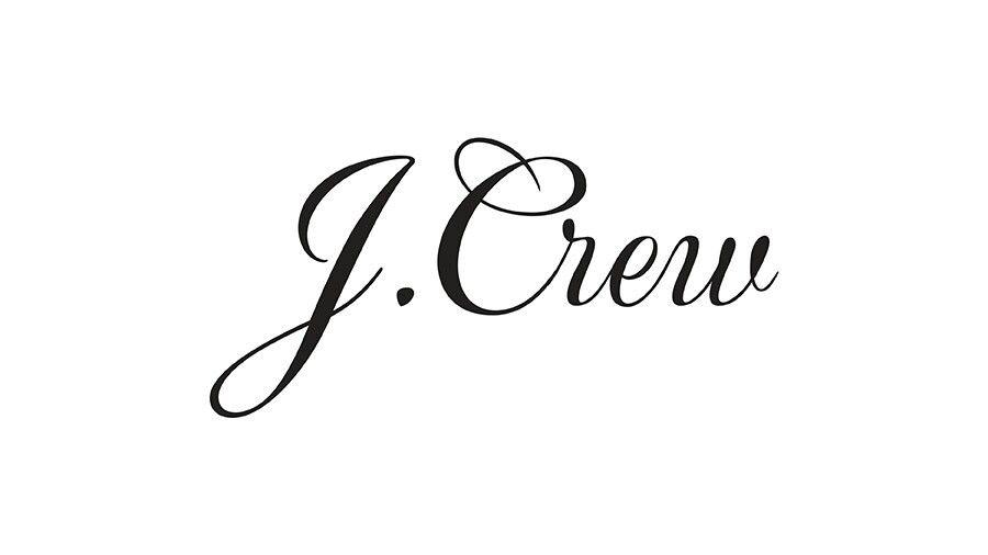 J Crew Factory Logo Crew secondary ...
