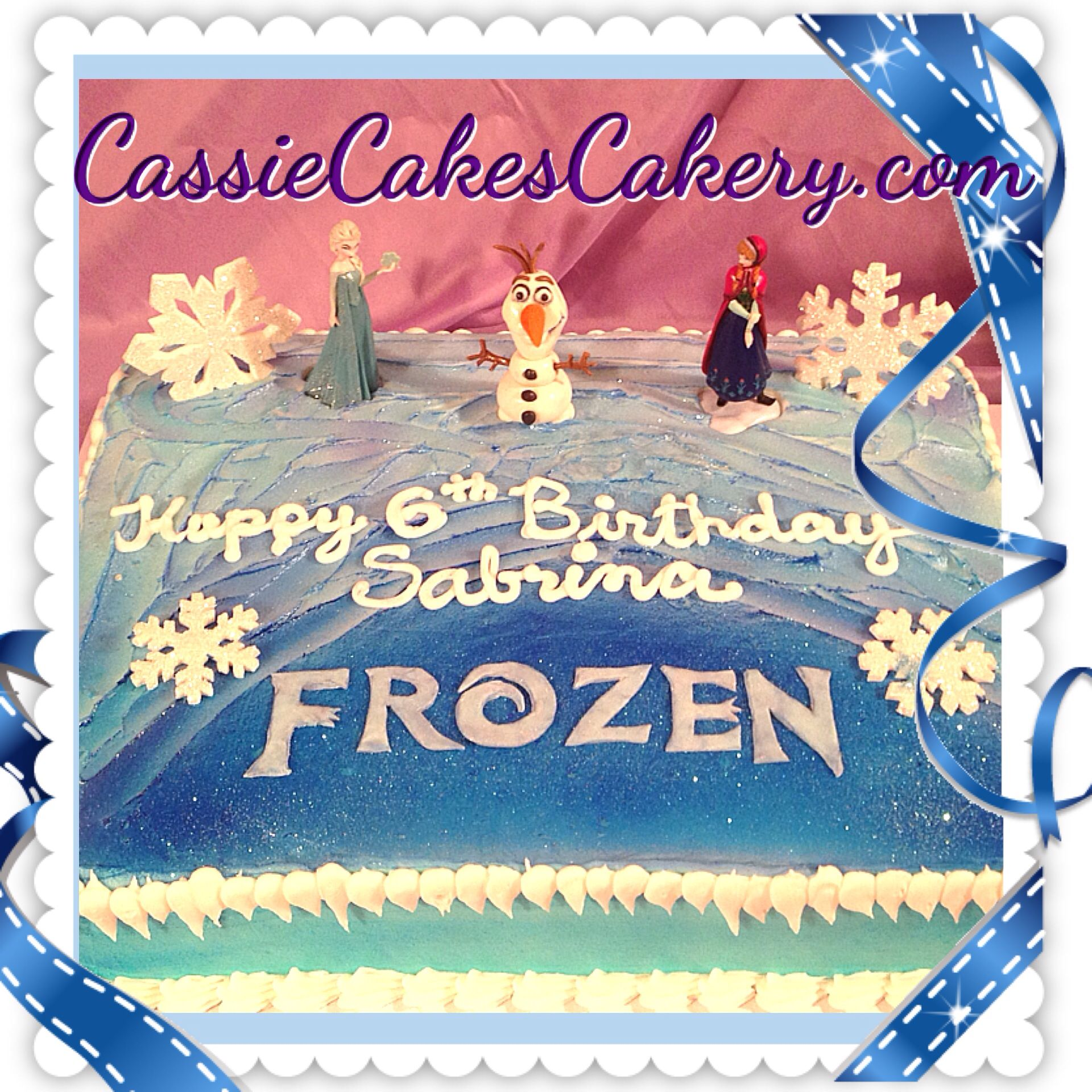 Disney Frozen Ice Castle Cake Partykitchen Birthday Cake Ideas