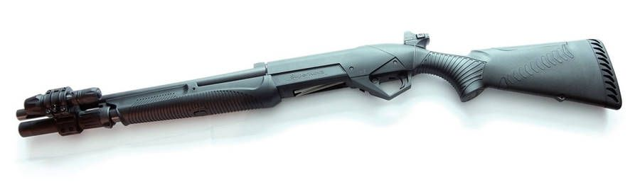 Benelli Tactical Supernova Benelli Supernova Tactical