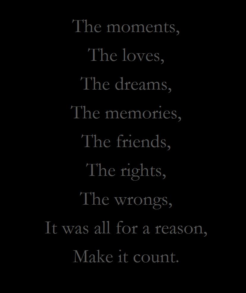 Senior Night Quotes