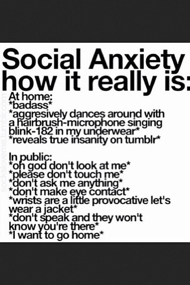 social anxiety fear of dating But what a majority of people may not realize is, a person actually living with social anxiety may experience irrational fear, self-consciousness and embarrassment in everyday social situations so obviously, living with full- fledged anxiety makes an already stressful, scary situation even worse enter: dates.