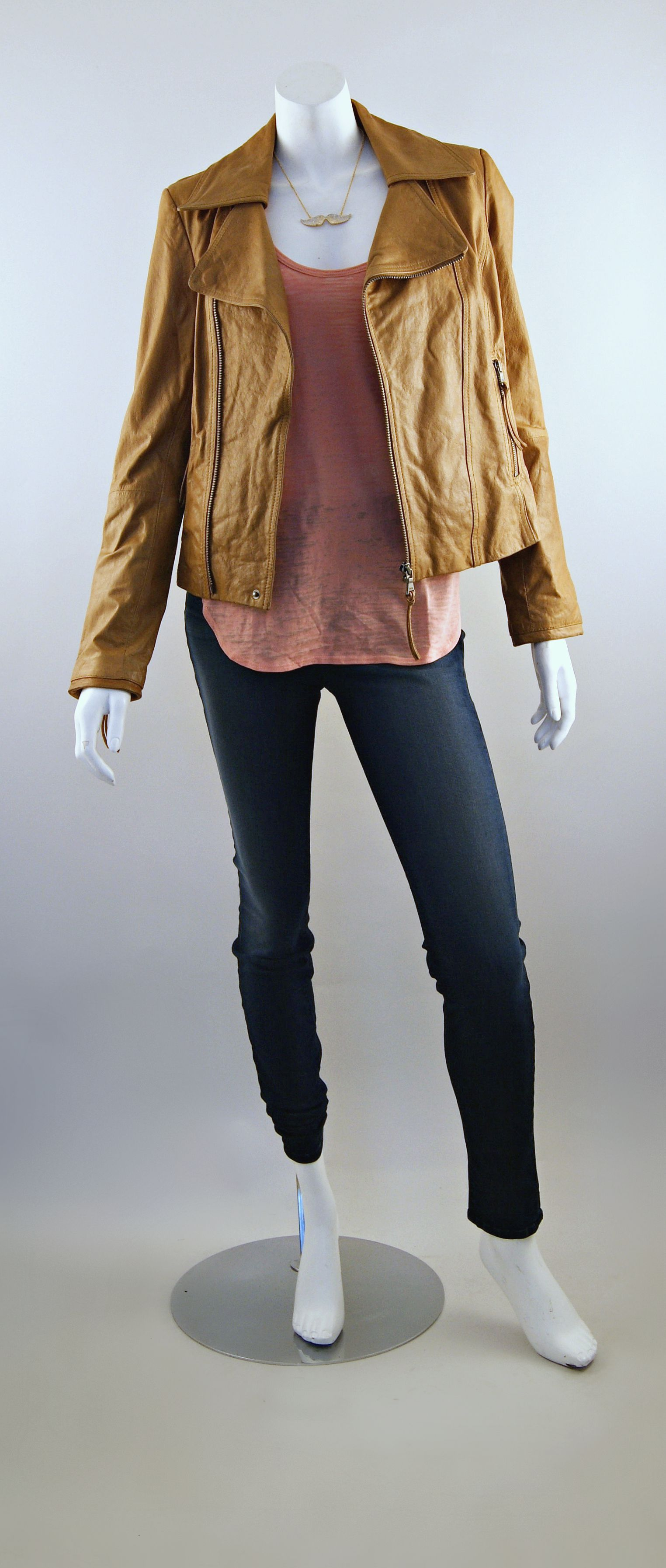 June Leather Jacket   Wear Its At   Pinterest