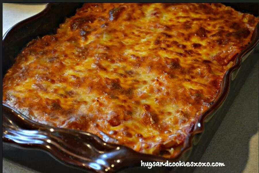 The Ultimate Lasagna Recipe — Dishmaps