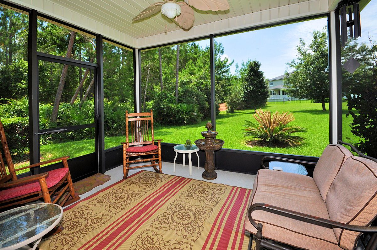 Screened Lanai Fl Lanai Pinterest
