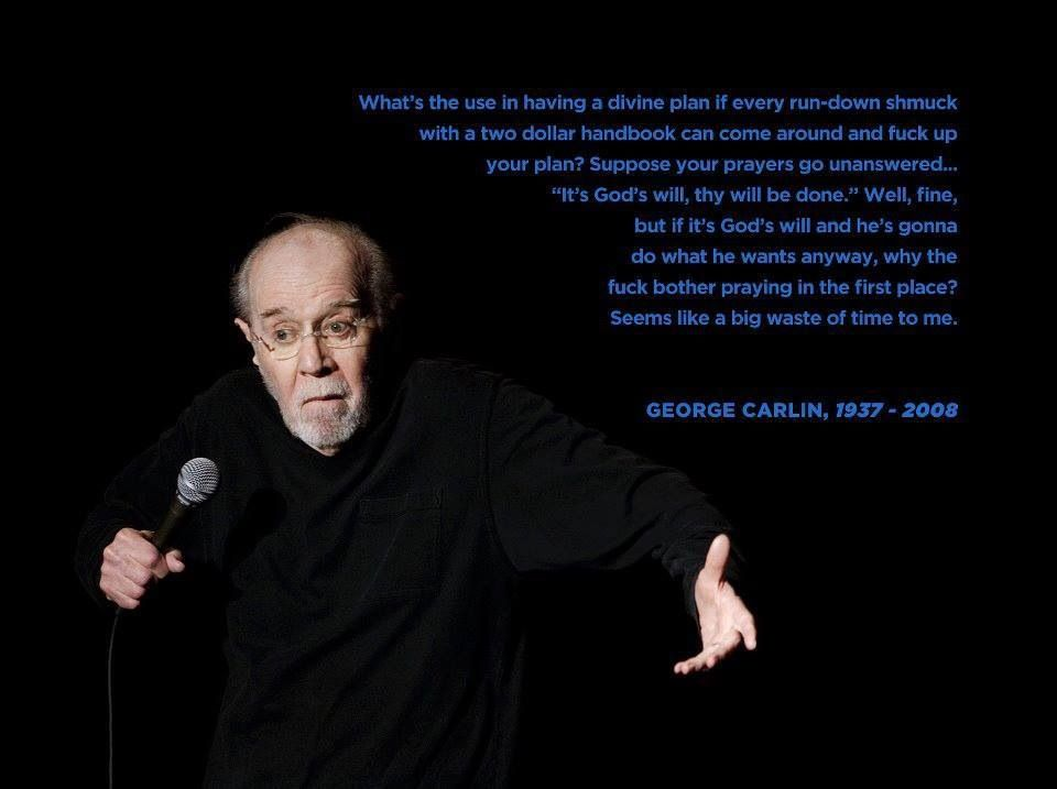 Awesome Quotes George Carlin. QuotesGram