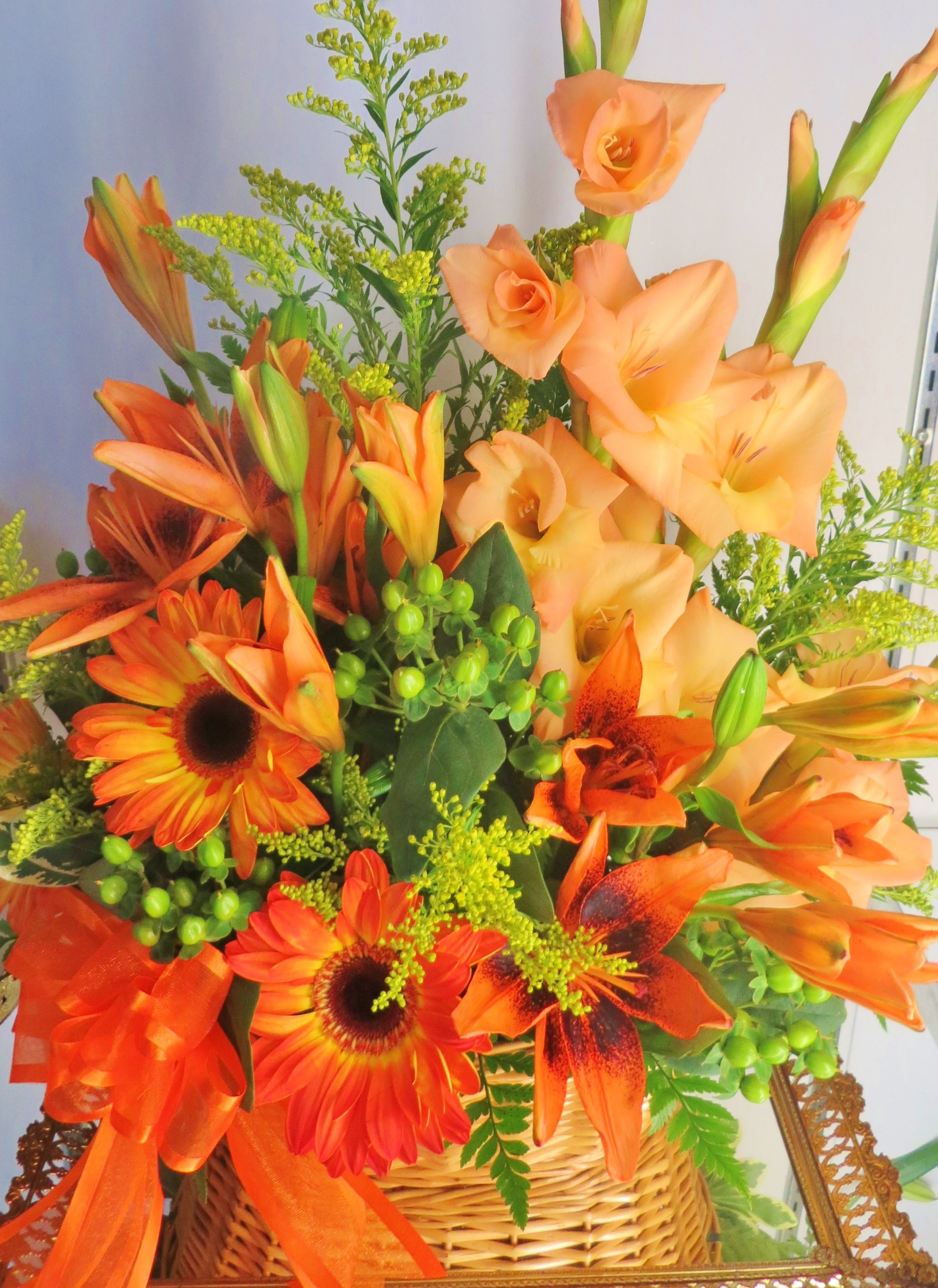 fall color flowers florist pinterest