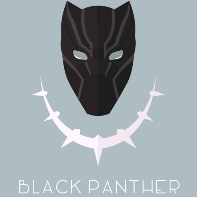 Black panther symbol