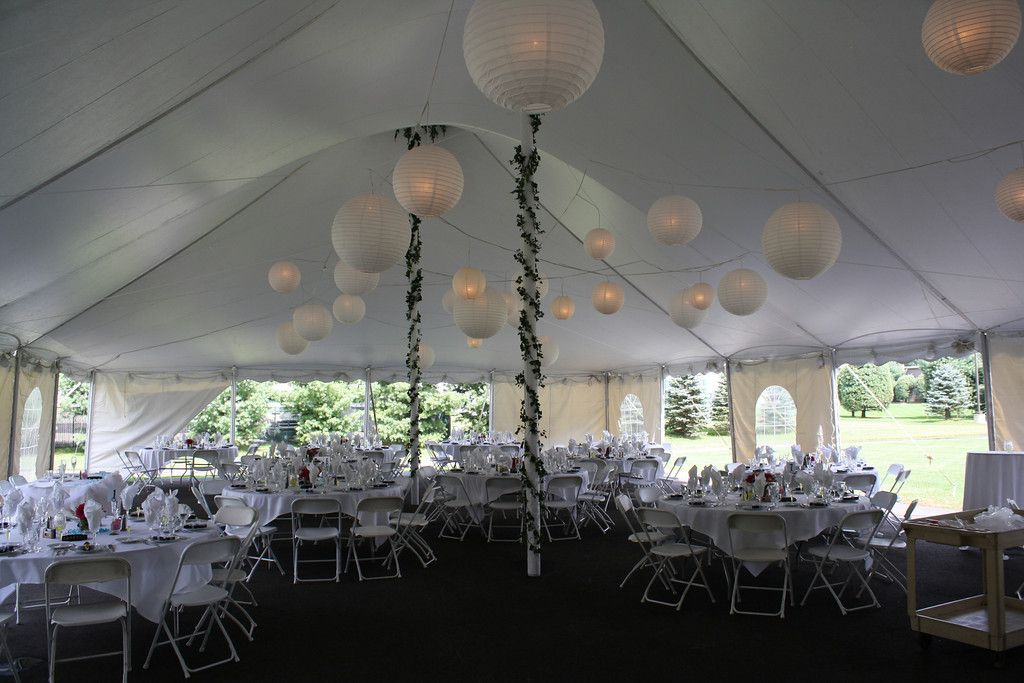Wedding tent decor mr mrs smith pinterest for 95 decoration